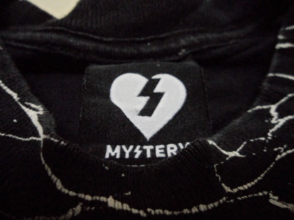 really cheap cheapest finest selection Clayback Bush Thrift Store: [T Shirt] Mystery Skateboards Tee **SOLD**
