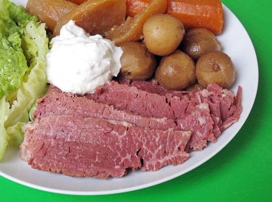 Saint Patrick Food