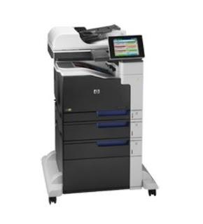 HP LaserJet M725z Drivers & Software Download
