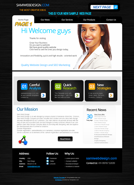 View Website Templates