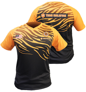 Own a Team Malaysia Jersey by TM Rewards points Redemption