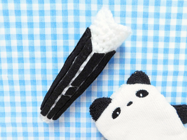 NU'EST Fan Stick Plush Crochet Pattern