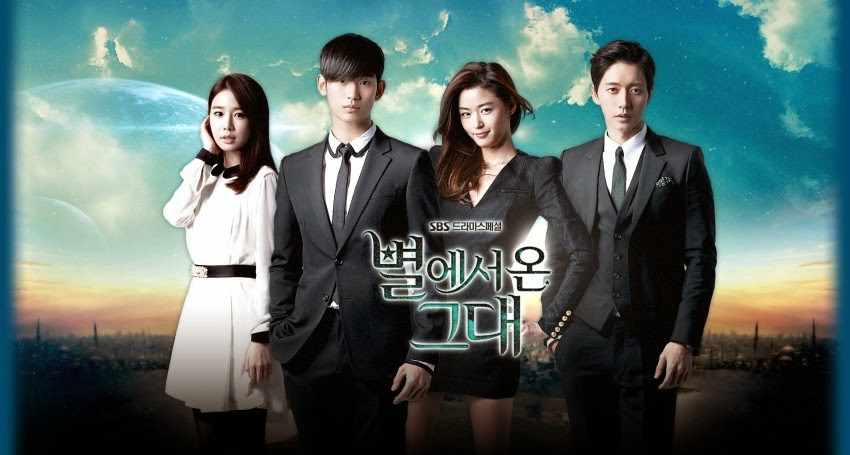 You From Another Star Kim Soo Hyun Jun Ji Hyun, Best k-drama of 2014 drama withdrawal syndrome