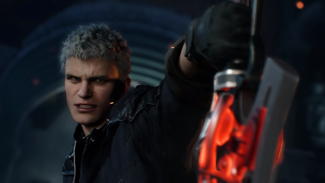 trailer terbaru devil may cry 5