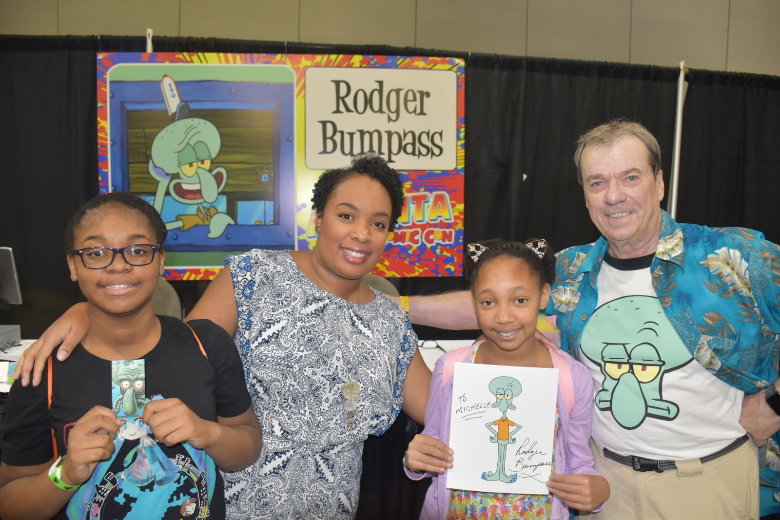 Atlanta Comic Con Recap: Our First Experience  via  www.productreviewmom.com