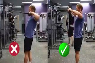 تعتبر عضلات الظهر الضخمة من أجمل عضلات الجسم حيث تظهر الجسم بشكل متناسق ولائق في هذا الفيديو نوضح الآداء الصحيح لتمرين الظهر