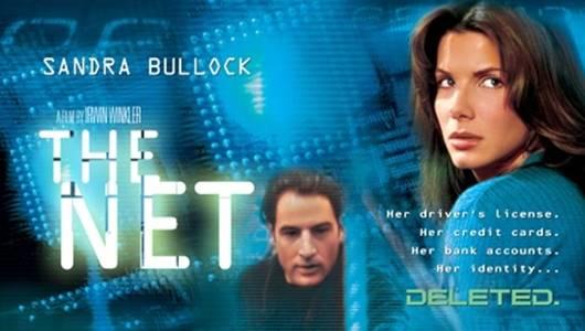 O filme A Rede está entre 5 piores filmes sobre a internet de todos os tempos