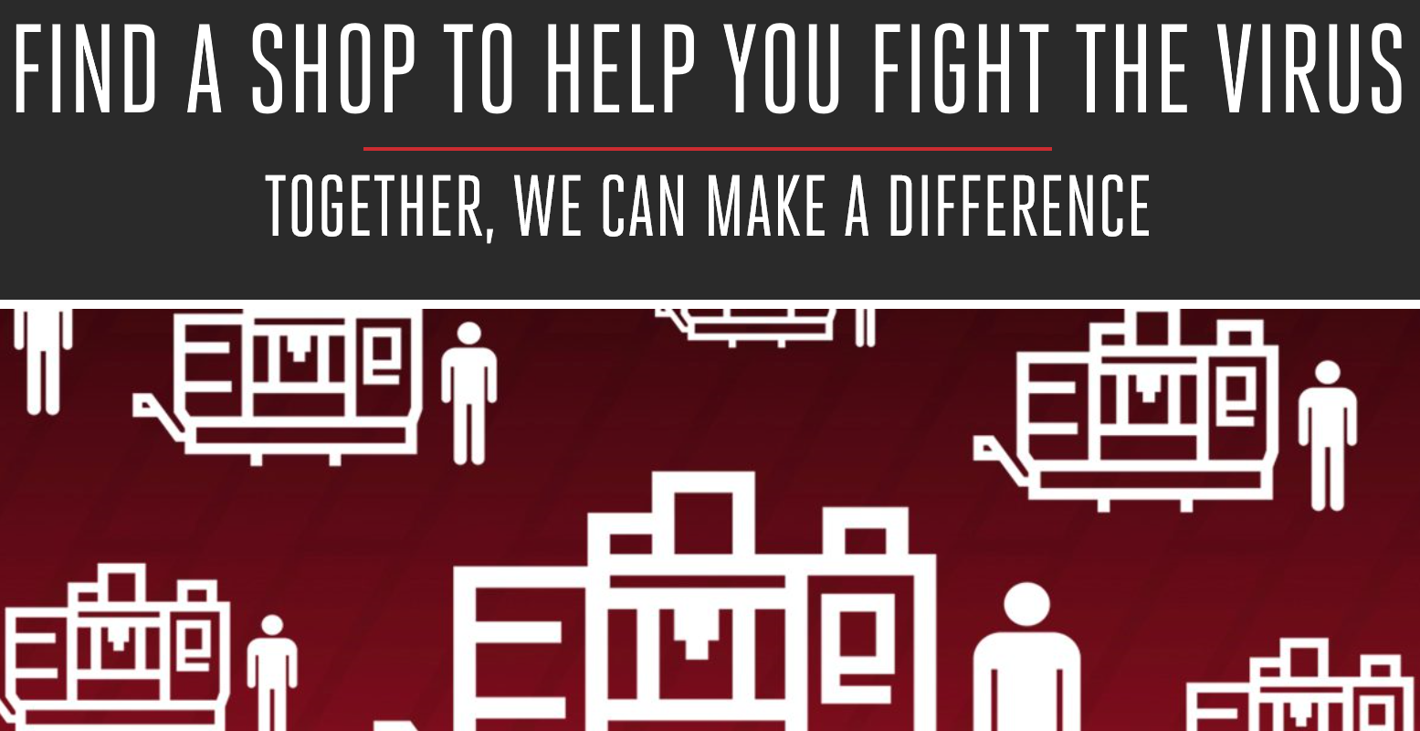 HAAS Automation: Locate a Supplier to Help You Make a Difference
