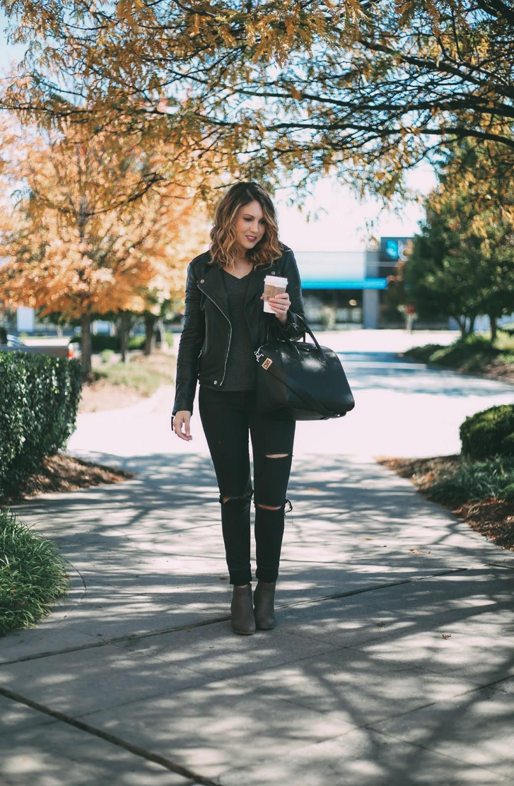 fall fashion, fall style, fall looks, givenchy antigona