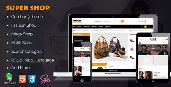 Best Responsive Prestashop Themes 2015