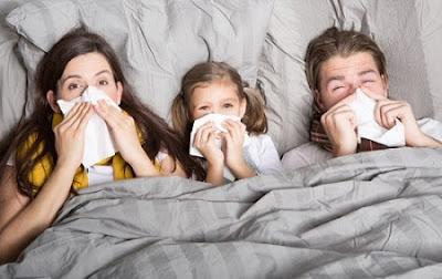 5 façons de prévenir la grippe ou le rhume