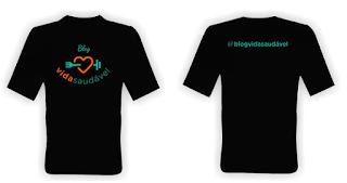 Camiseta de Treino Blog Vida Saudável - Dicas de Acessórios para Corrida - Blog Vida Saudável
