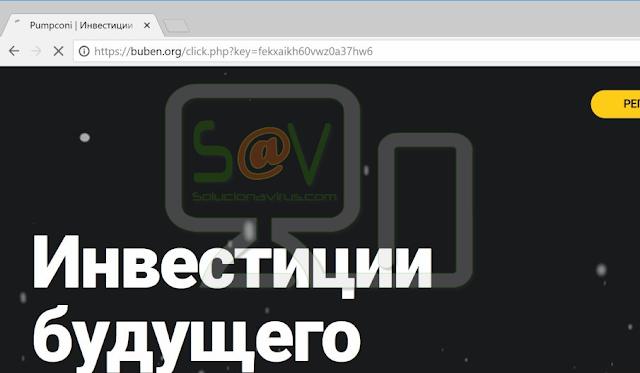 Buben.org pop-ups