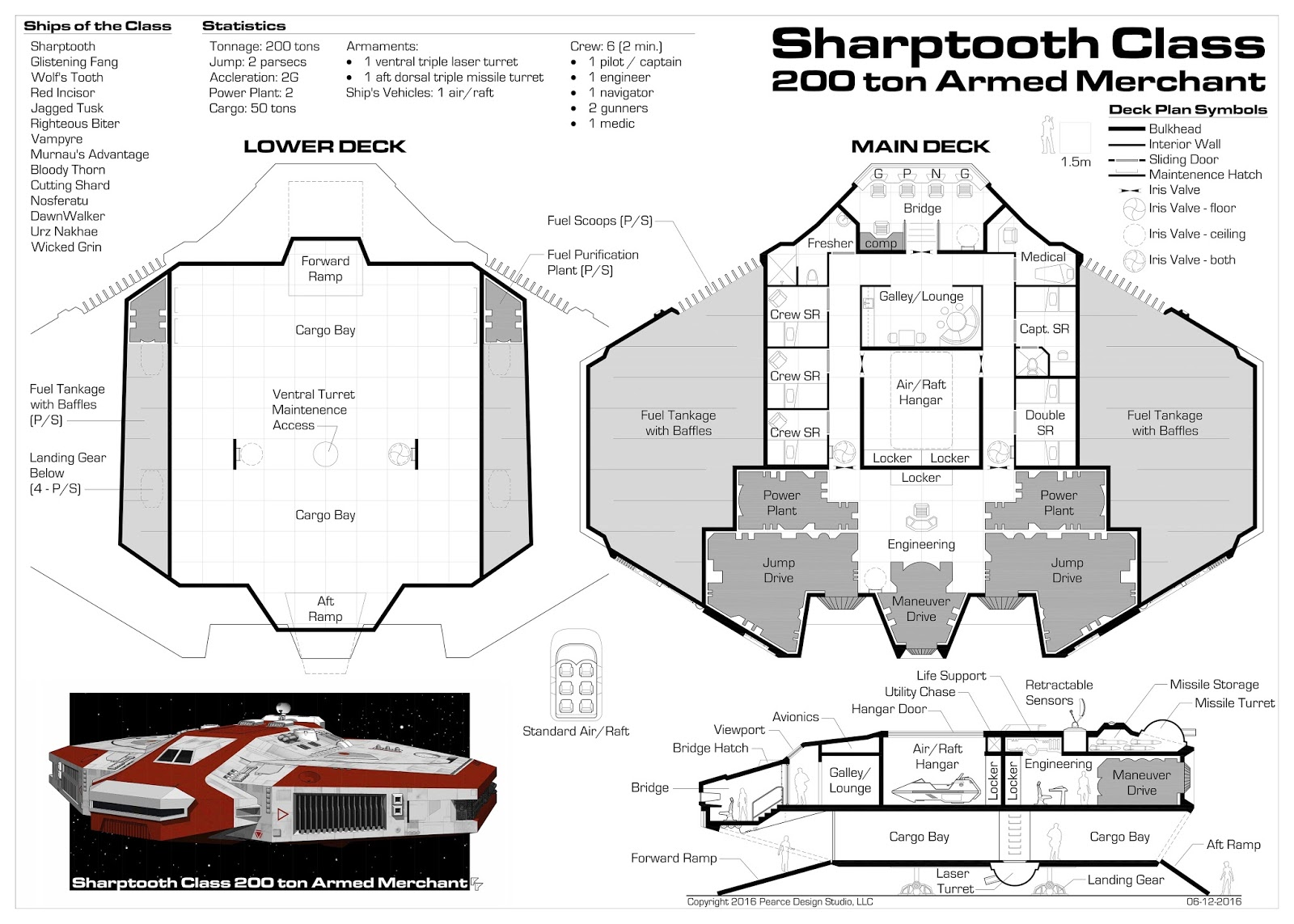 Yet another traveller blog deck plans starship 200 ton armed deck plans starship 200 ton armed merchant baanklon Choice Image