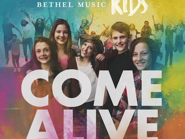 Make Worship Fun for Kids with Bethel Music Kids Come Alive (A Review)