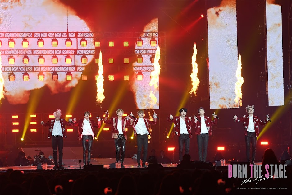 "UCI abre sessões extras para ""BTS - Burn The Stage: The Movie"""