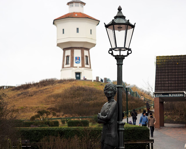 Langeoog, Wasserturm, Lilli Marleen, Lale, Andersen