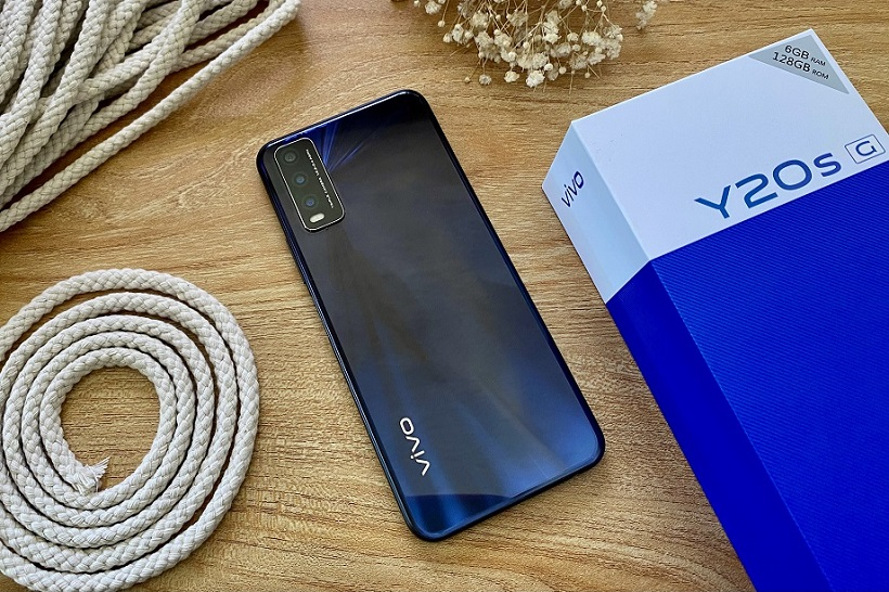 HOT: vivo Y20s (G) Review