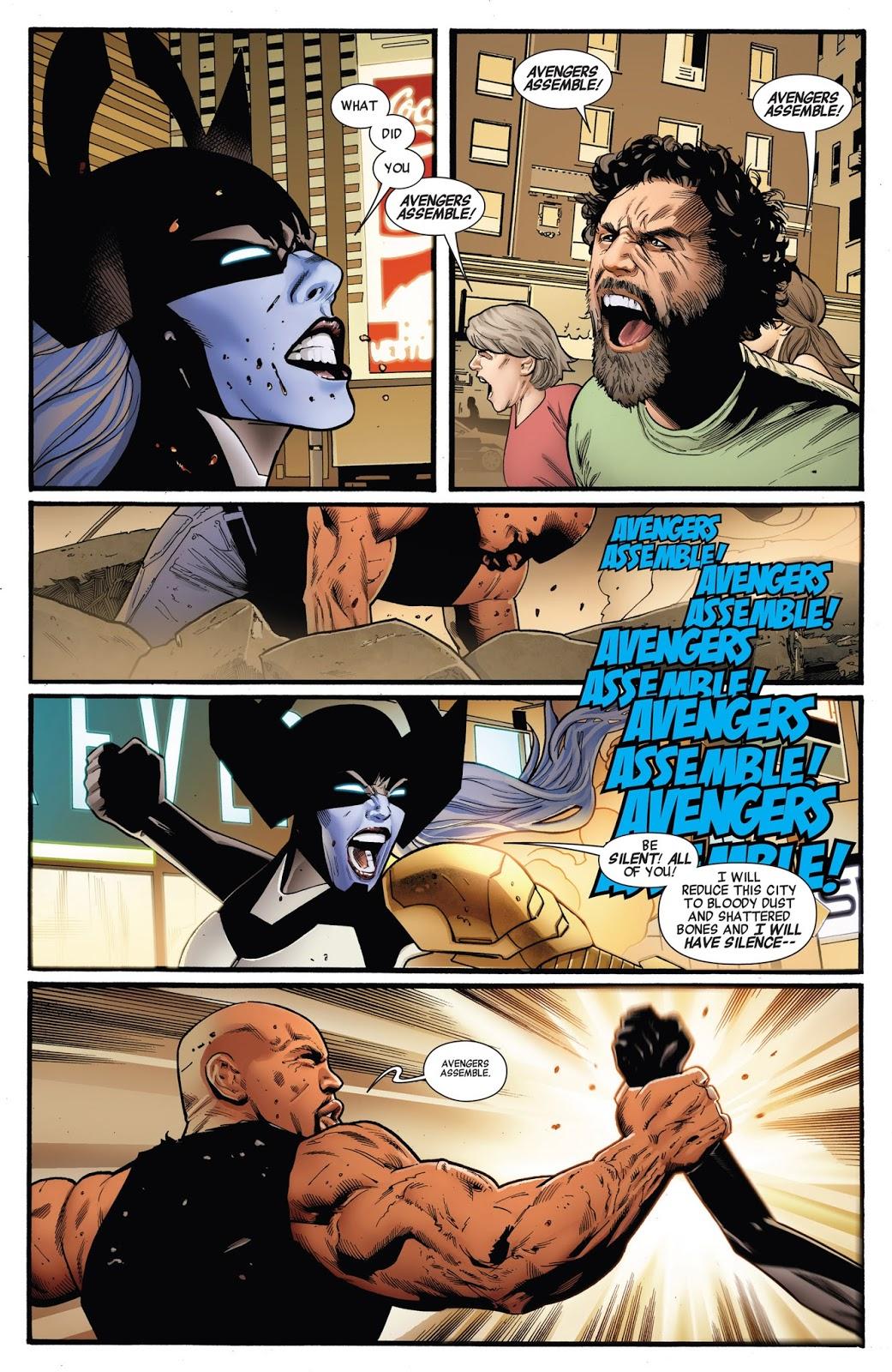 Comicsverse 101: Dieci momenti clamorosi a fumetti (Top 10)