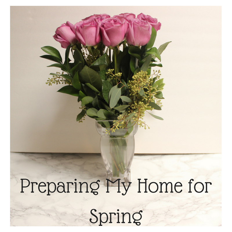 Ask away preparing my home for spring a giveaway for Preparing for spring