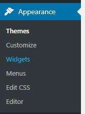 Wordpress 5.0 Editor apperance