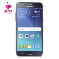 Samsung Galaxy J5 - 8GB - 4G LTE - Hitam