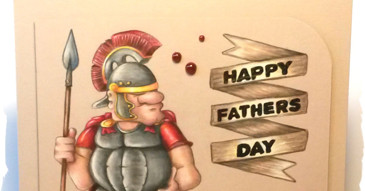 @Cartway Cards: Happy Father's Day