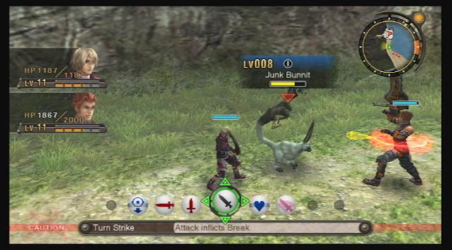 Xenoblade Chronicles screenshot 3
