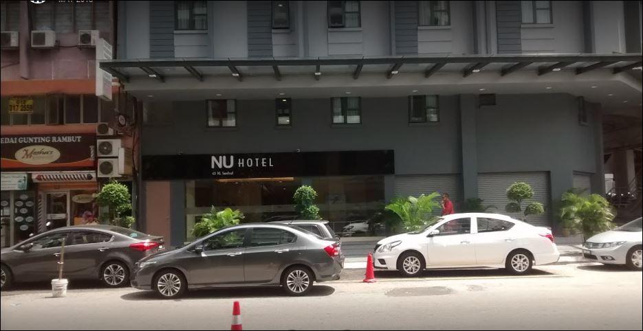 Rooms: NU Hotel @ KL Sentral: Gallary