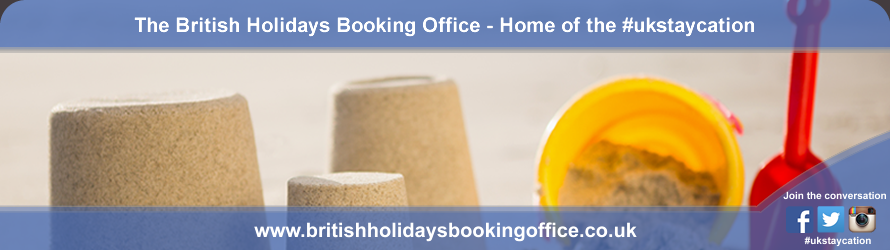 The British Holidays Booking Office  Home of the #UKStaycation