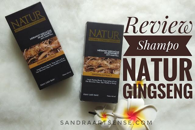 Shampo Natur Ginseng