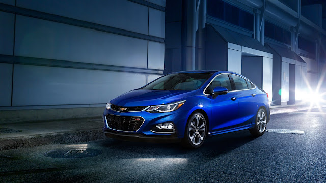 Experience the 24/7 Promise with the 2016 Chevrolet Cruze