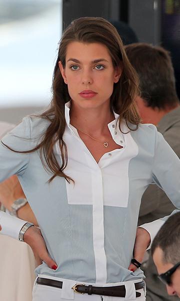 Roupa para Hipismo Feminino, camisa social  look Charlote