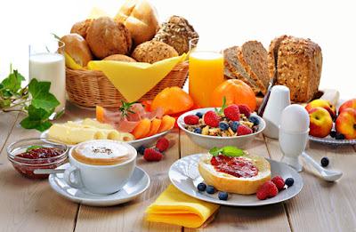 lu tudo sobre tudo café da manhã saudável