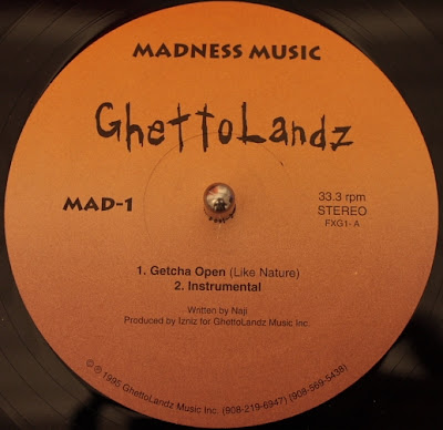 Ghettolandz - Getcha Open (Like Nature) (1995) [Hip Hop]