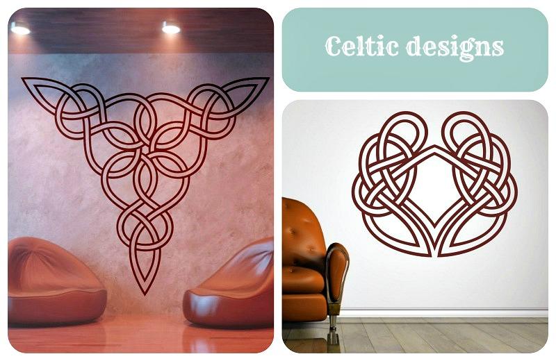 design celtycki