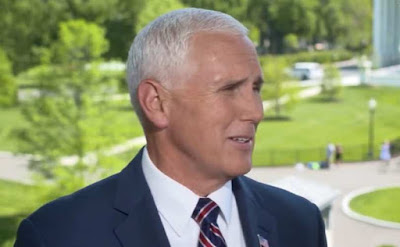 Mike Pence quotes Bible in response to Michelle Wolf's abortion 'joke'
