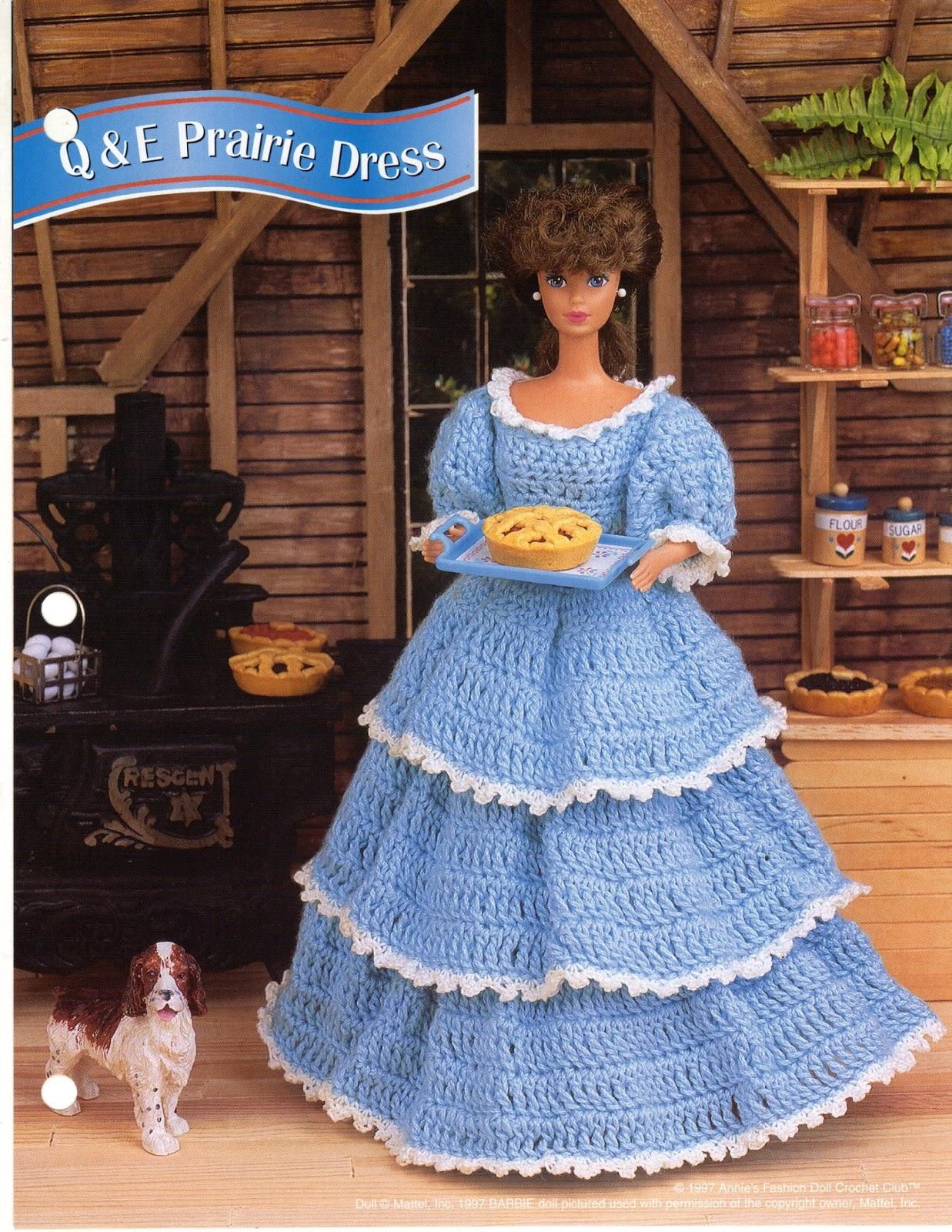 Cross Stitch Stash Vintage Annie S Attic Fashion Doll