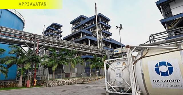 Jawatan Kosong di IOI Plantation Servive Sdn Bhd