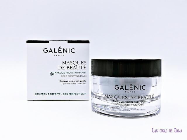Mascarillas Belleza S.O.S Piel Perfecta Galénic masques de beauté beauty relax facial