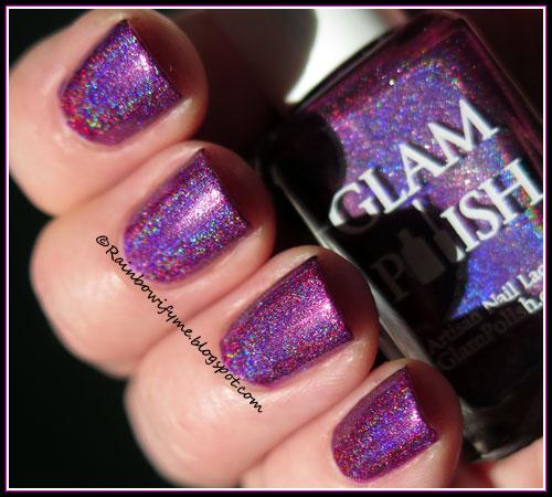Glam Polish ~ Ecstasy