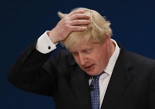 Ο υπουργός Εξωτερικών της Βρετανίας Μπόρις Τζόνσον