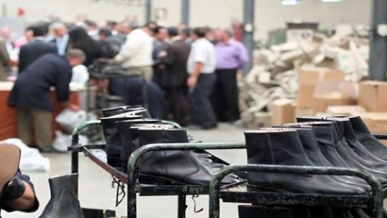 9 عمال أصيبوا بأمراض سرطانية توفي ثمانية منهم في معمل أحذية السويداء.؟