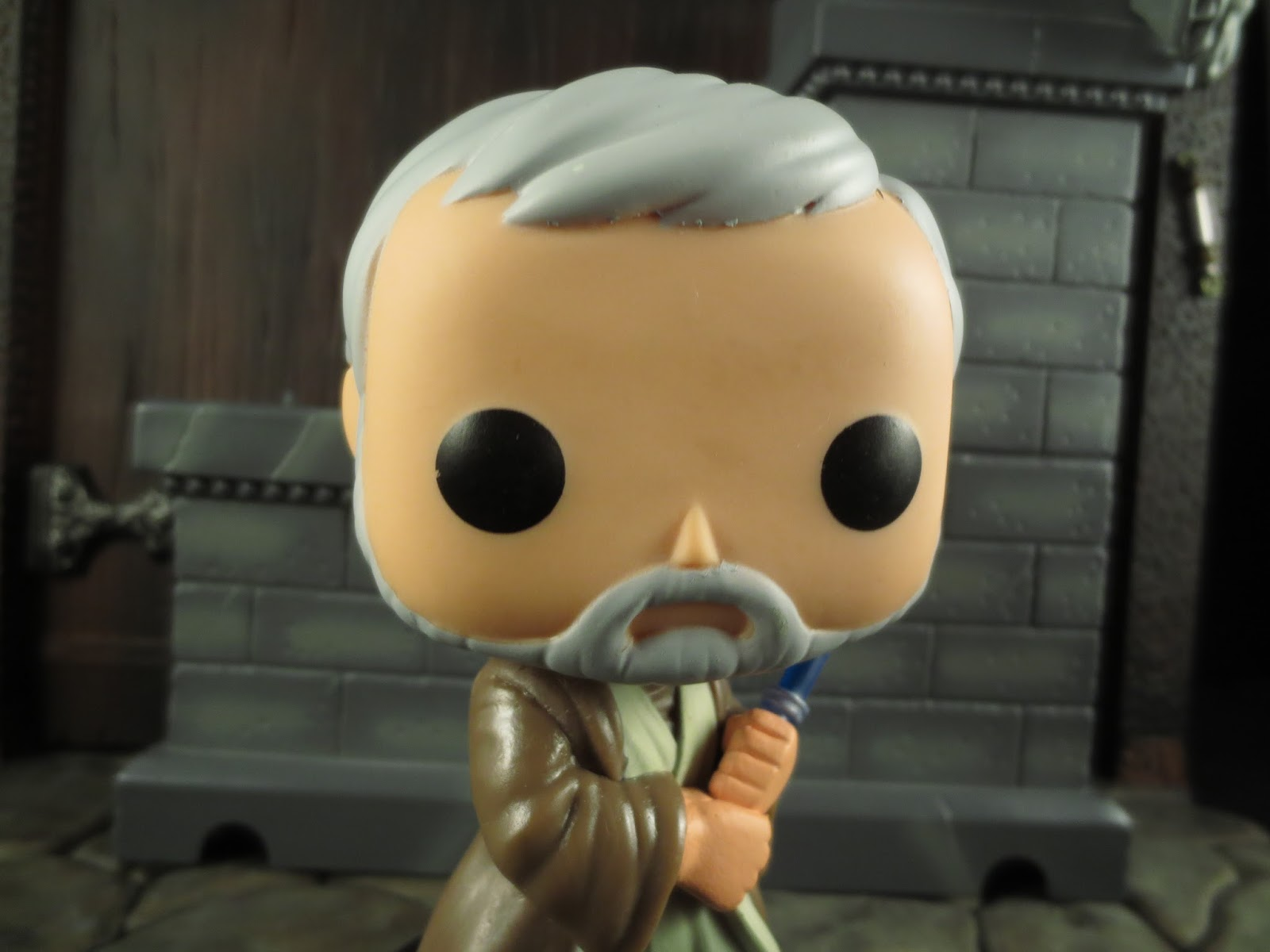 Star Wars Ben Kenobi Cantina Pop Vinyl Figure Smuggler S Bounty Exclusive Funko Film Tv Videospiele Spielzeug