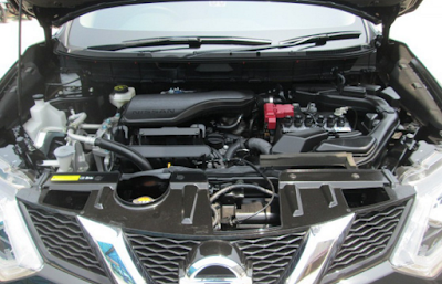 Foto Mesin All New Nissan X-Trail 2.0 Liter