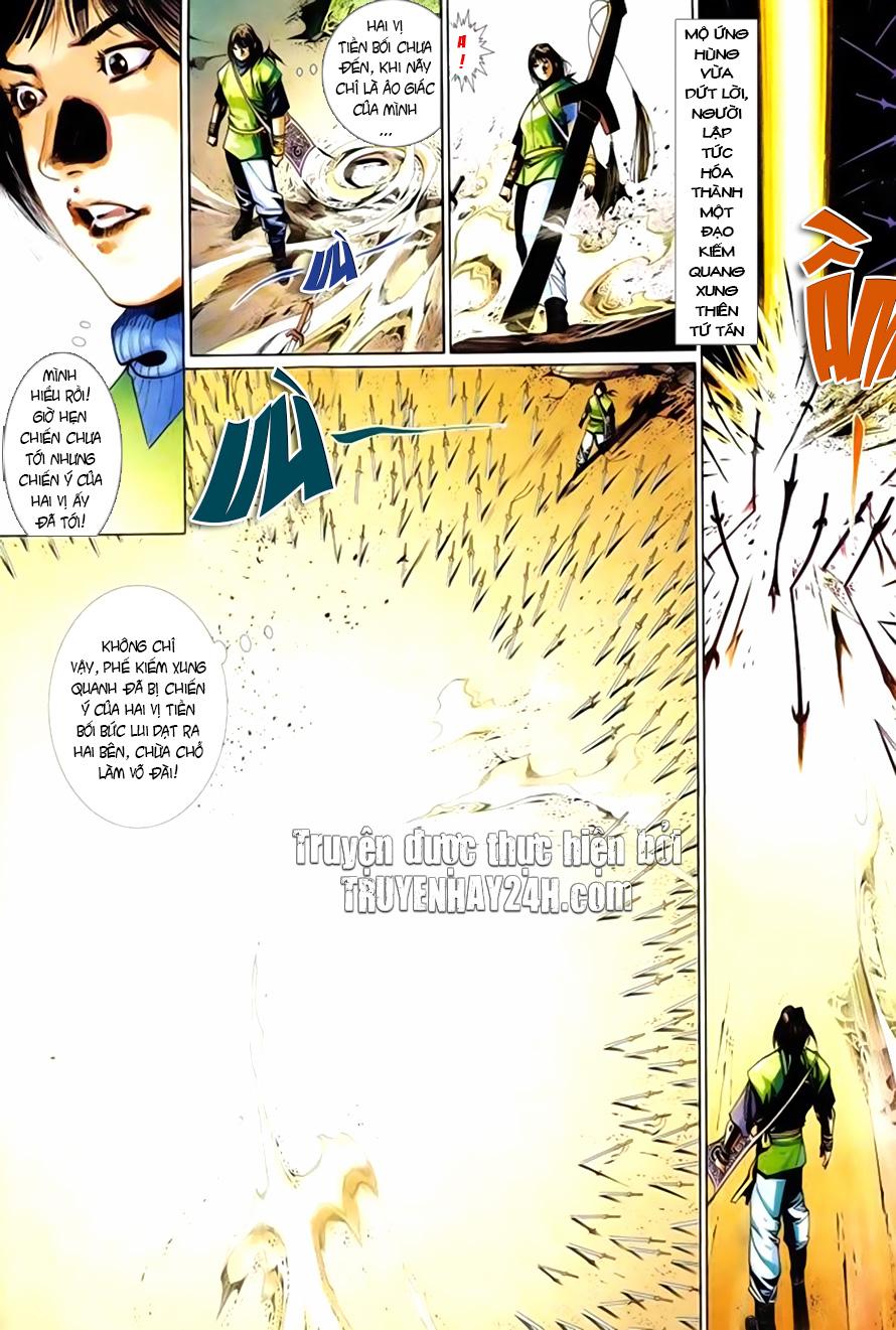 Phong Vân chap 410 Trang 14