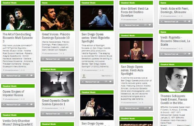 The Best of Verdi on StumbleUpon