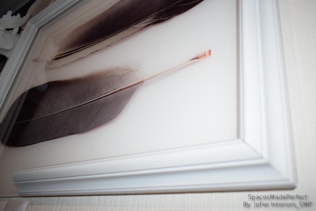 Glass Wall Art, Wooden Frames