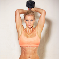 Women in Their 30s who 'Hit the Weights' While Dieting Get Toned = 2lbs of Fat Loss for Each 1lbs of Muscle They Gain