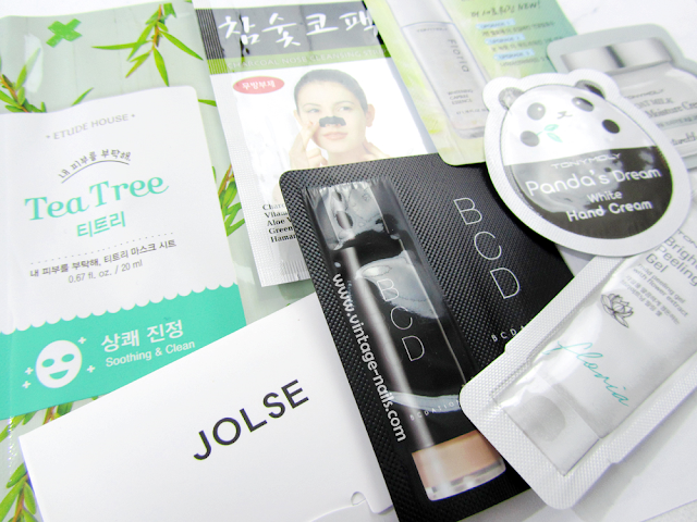 korean cosmetics, cosmetica coreana, haul, Jolse